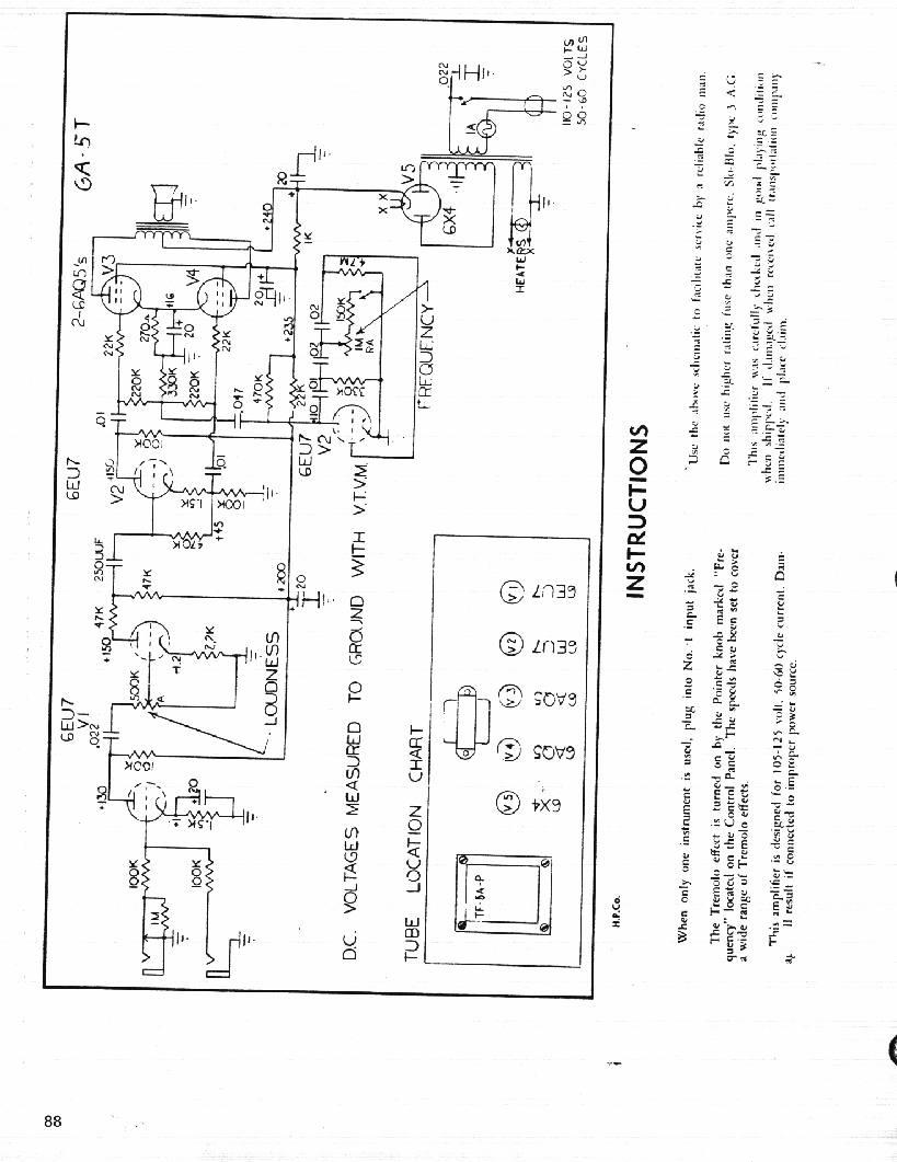 6BQ5 (EL84) to 6AQ5 (EL90) Converter