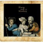 Harp and a monkey CD