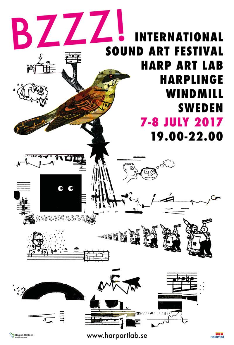harp art lab harplinge