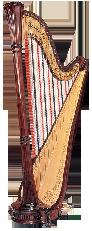 harps at the harp