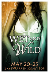 Wet and Wild Bloghop