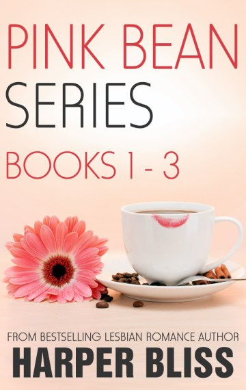 Pink Bean Series: Books 1-3