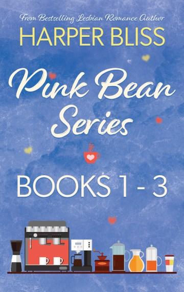 Pink Bean Series: Books 1-3