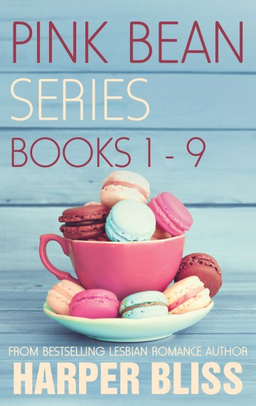 Pink Bean Series: Books 1-9