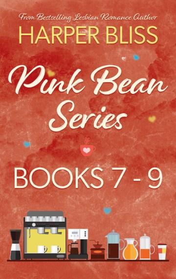Pink Bean Series: Books 7-9
