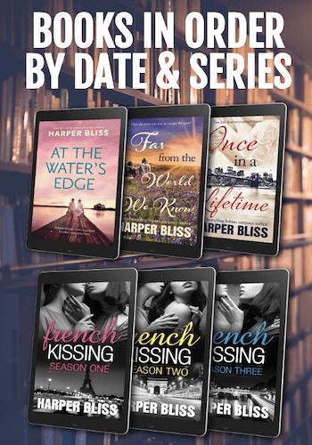 Harper Bliss books in order