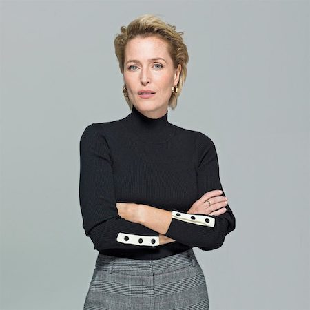 Gillian Anderson as Jill