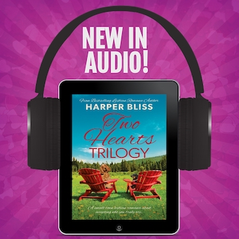Two Hearts Trilogy by Harper Bliss