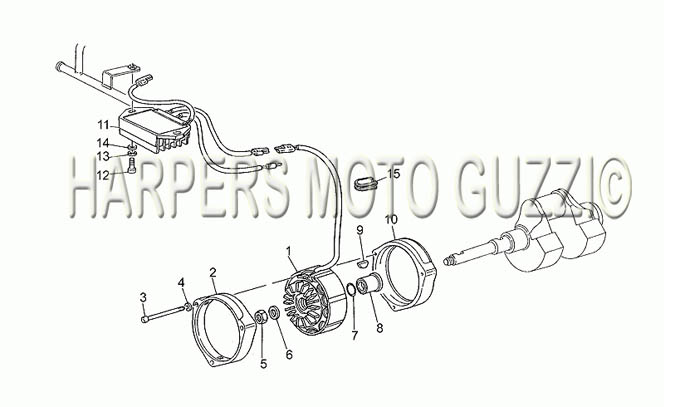 Parts Lookup :: 1990-1999 Moto Guzzi's :: Sport Carburated