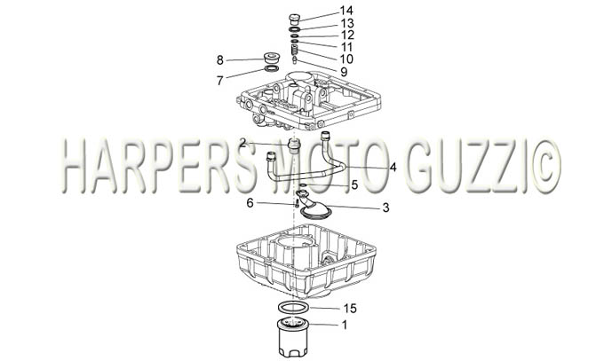 Parts Lookup :: 2000-2009 Moto Guzzi's :: Griso V 8V 1200