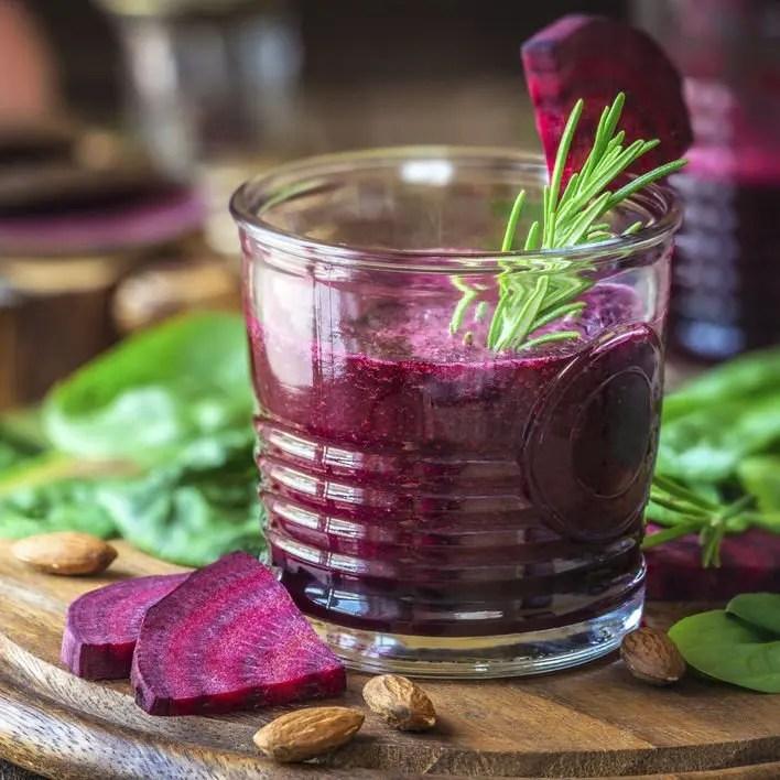 紅菜頭汁減肥食譜:紅菜頭配水果有不同功效好處