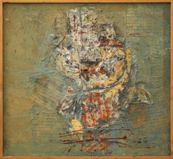 Abstract Art Stuart Sutcliffe