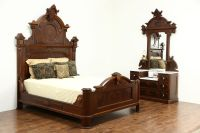 Antique Victorian Bedroom Set - Bedroom Ideas