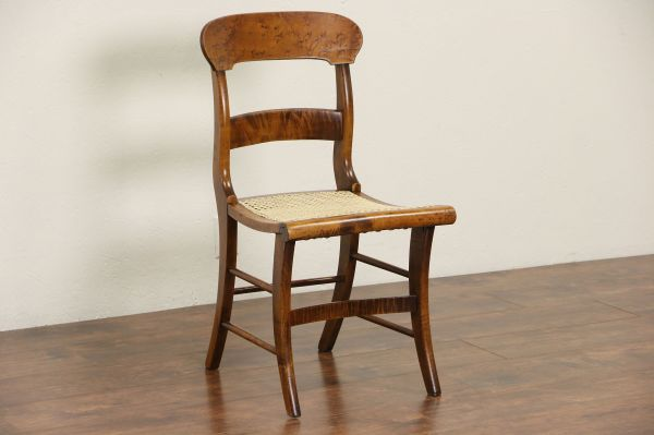 New England Antique Maple Chairs
