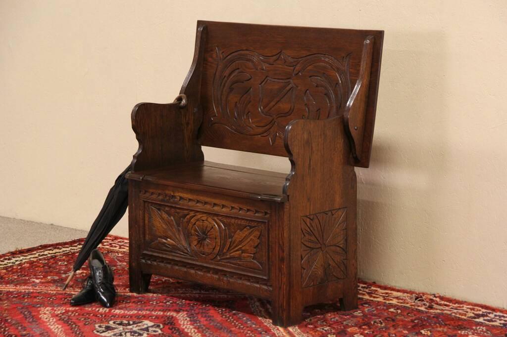 make a rustic sofa table gallery glendale sold - english tudor 1900 antique oak bench ...