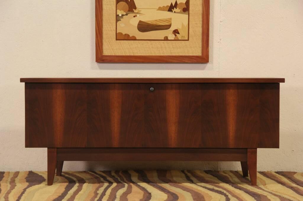 Sold Midcentury Modern 1960 Vintage Lane Cedar Chest