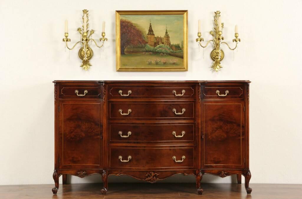 Solid Oak Mission Style Furniture