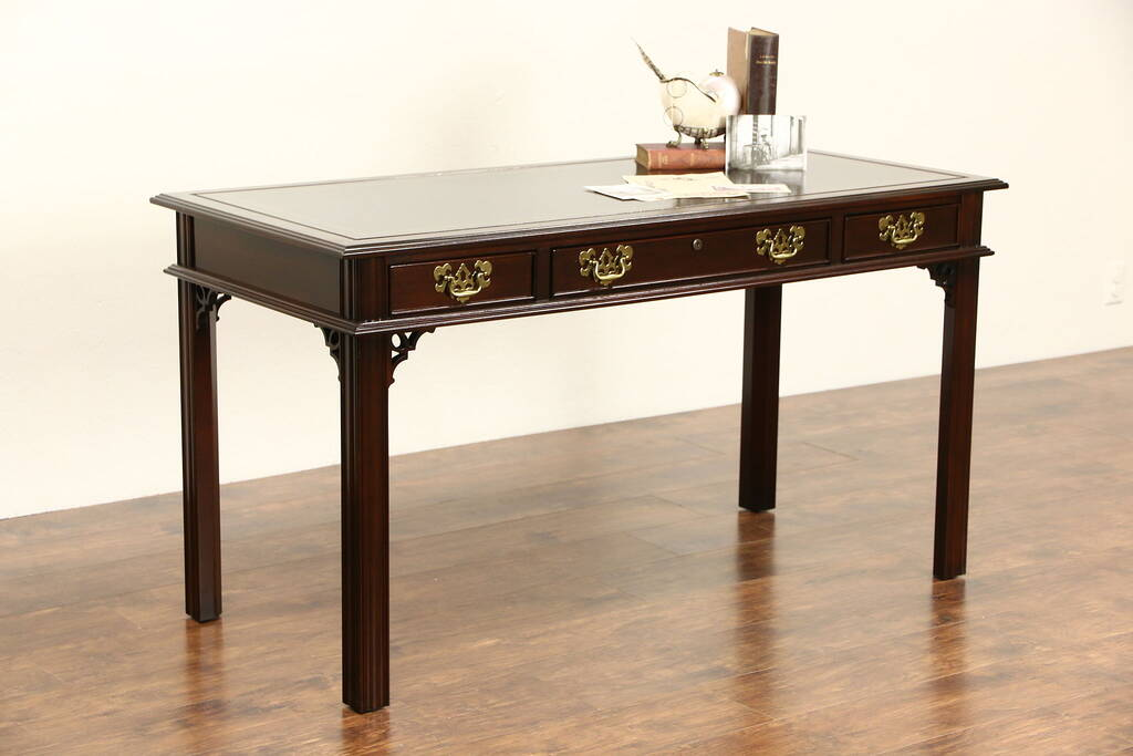 SOLD  Georgian Style Writing Desk or Console Table