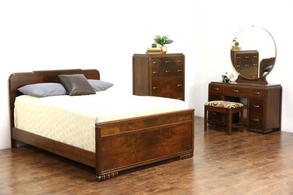 Art Deco Bedroom Furniture Sets