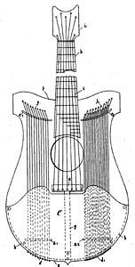 Harp Guitar Form 4
