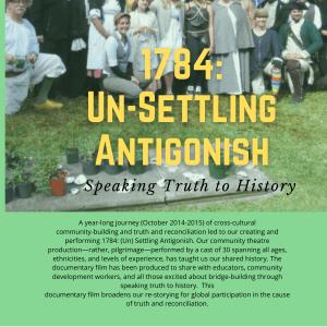 1784 (Un)Settling Antigonish