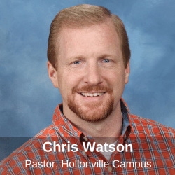 Made To Be On His Mission - Hollonville Campus