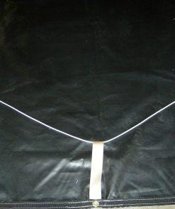 Asphalt Tarp with Side Flaps - For hauling asphalt-0