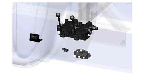 Hydraulic Adjustable Gantry-751