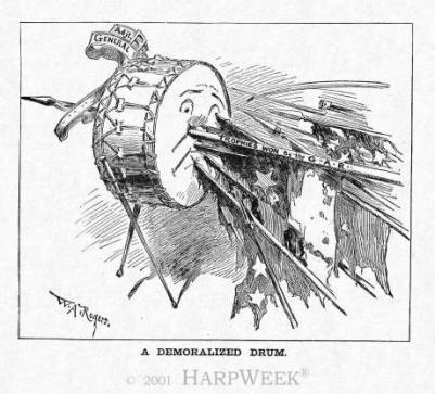 A Demoralized Drum