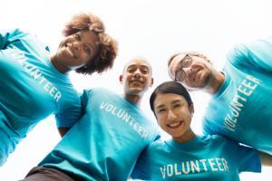 Vapaaehtoistyö on suosittu harrastus