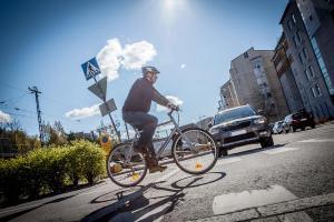 Lahti täyttyy rautaisista liikkujista – Nokian Tyres IRONMAN 70.3 Finland kisataan Suomen suvessa jo toista kertaa