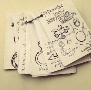 competition sketch bundle...