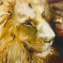 Great and Mighty Lion