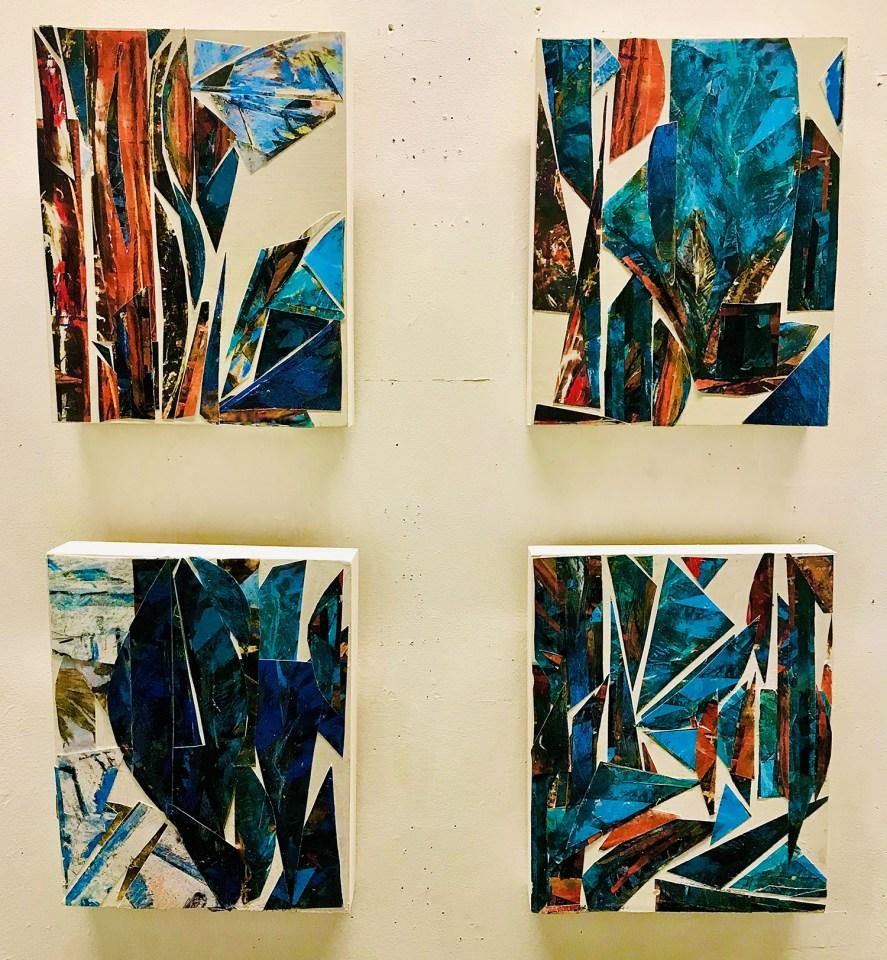 South Florida Quadritych