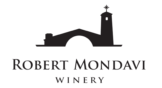 logo for the robert mondavi winery