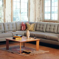 Custom Sectional Sofa Design Ashley Furniture Reclining Take Apart La Good Questions