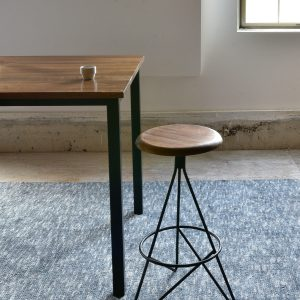 Tall dining table and stools