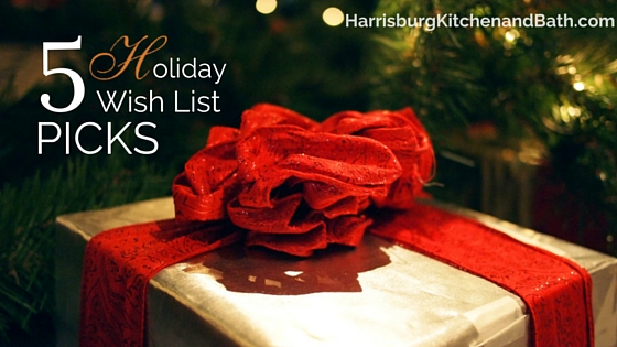 Holiday Wish List for Your Home