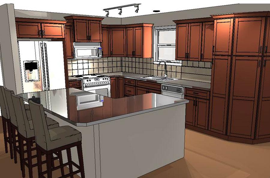 Hkb 39 S Design Process Slideshow Harrisburg Kitchen Bath