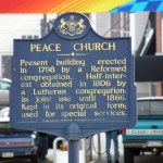 peace church in camp hill
