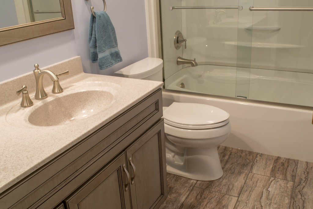Full Bathroom Remodel (B-106)