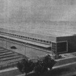 New warehouse plan 1955