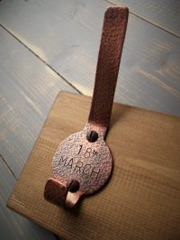 Personalised Custom Coat Rack from Harrison & Bond