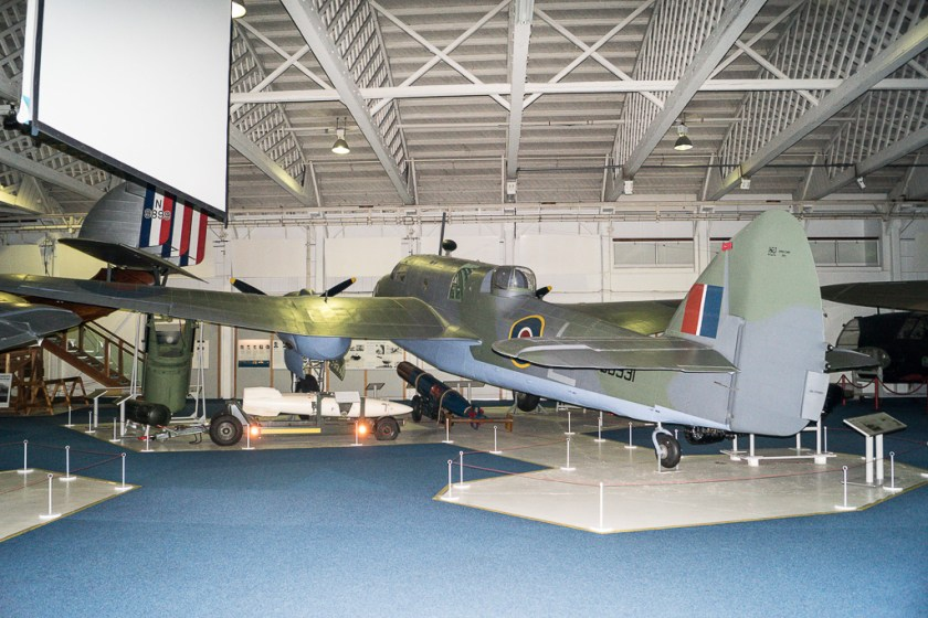 Beaufort at RAF Hendon Museum