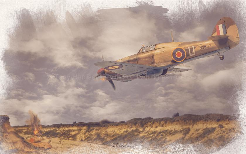 Tank Buster Hurricane