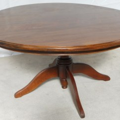 Round Pedestal Kitchen Table Island Pendants Large Mahogany Dining To Seat Eight