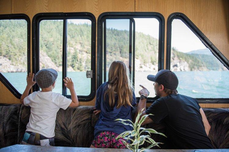 Image Courtesy of Shoreline Tours