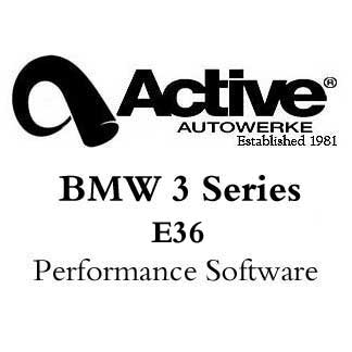 Active Autowerke Performance Software for BMW 3 Series E36