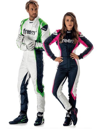 FreeM racwear New Zealand NZ car racing clothing