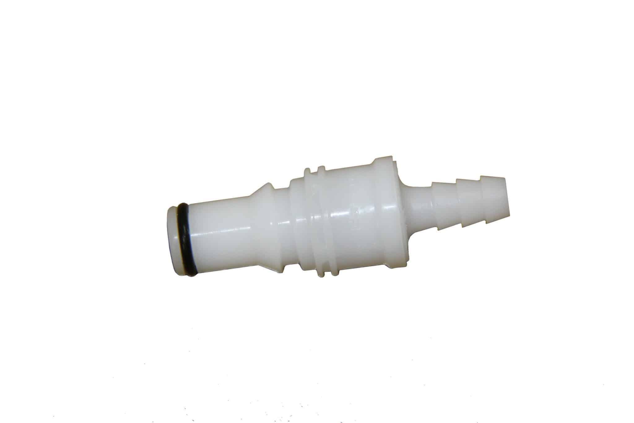 Pull Ring Male drybrake coupling